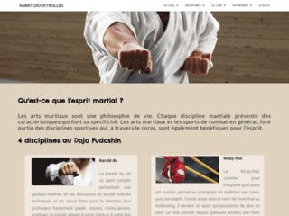 Détails : Karatedo Vitrolles - Club de karaté