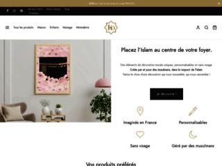 Détails : Kariizmaa Design - Boutique en ligne de déco islam