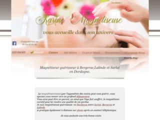 Détails : Karine, magnétiseuse dans les Hauts-de-france