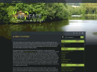 Détails : Karpeace, la carpe et sa pêche
