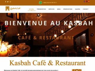La cuisine marocaine est à l'honneur  à Kasbah Café!