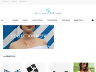 Détails : Boutique en Ligne Kathleen Bellonde