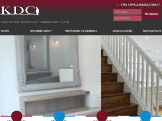 Détails : Rénovation maison - appartement Lyon
