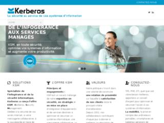 Kerberos, Sécurité informatique, réseaux et infogérance pour TPE, PME