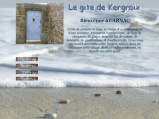Gite de Kergroix