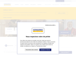 Agence immobilière Kermarrec à Rennes