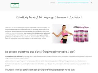 Détails : Keto-review.net : en savoir plus Keto Bodytone, un aide minceur pour brûler rapidement des graisses