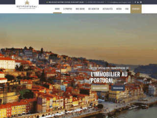 Détails : Agence immobilière pour Lisbonne et Algarve