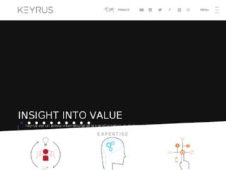 Détails : Gestion de la performance et business intelligence - Keyrus