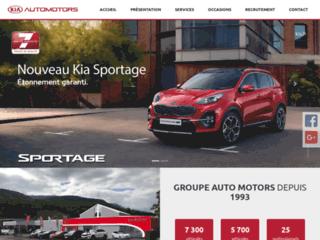 Concessionnaire automobile KIA à Grenoble