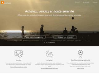 Détails : Kicherchekoi, site de petites annonces gratuites