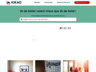 Détails : Kikao, spécialiste du service à domicile