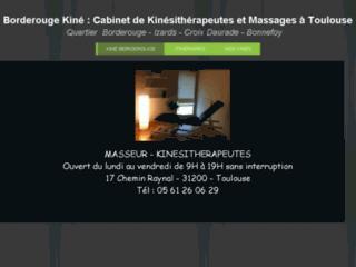 Détails : Cabinet de Kinésithérapie à Toulouse Borderouge