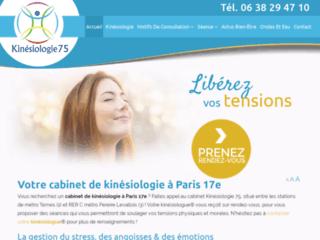 Détails : Kinésiologue certifié et qualifié à paris (75)