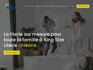 Détails : Boutique en ligne de vente de matelas