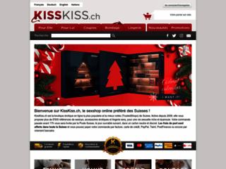 Détails : KissKiss - Boutique coquine
