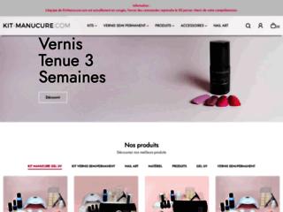 Détails : Kit Manucure