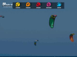 Détails : Kitesurf LA BAULE