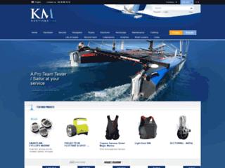 Détails : KM Nautisme - Accastillage et accessoires pour votre bateau et son équipage