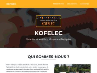 Kofelec: entreprise d'électricité