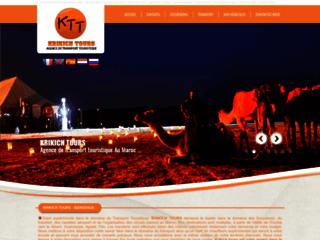 Détails : Krikich Tours: Excursion Marrakech