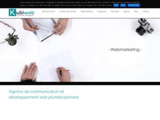 Détails : Kubiweb Création Internet Référencement