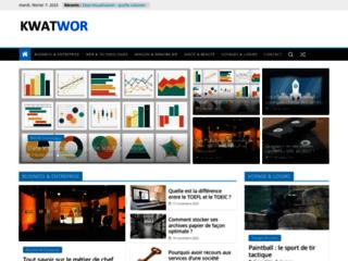 KWATWOR, blog d'informations générales