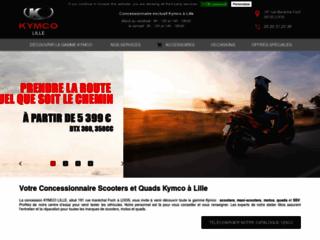 Kymco-lille.fr