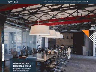 Kytom : aménagement de bureaux professionnels