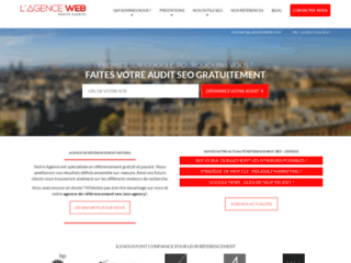 Agence de référencement Google / Agence SEO et SEA