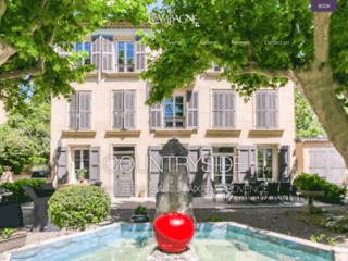 La Campagne – Chambres d'hôtes de charme à Aix-en-Provence