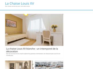 De belles idées de décoration avec la chaise Louis XV