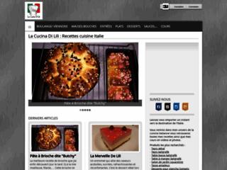 Détails : Cours de cuisine Italienne et dîners à domicile en Isère