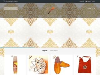 Détails : La Medina, artisanat et cosmétique marocain