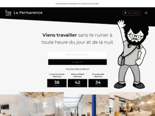 Détails : La Permanence Espace de Coworking Etudiant a Paris