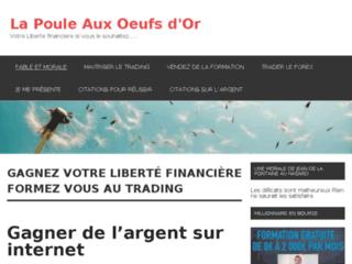 la-poule-aux-oeufs-d-or.com