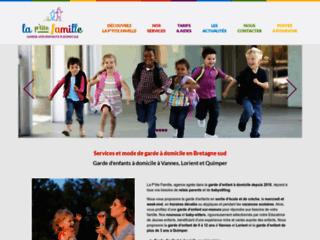 La Ptite famille : Nounou à domcile pays de Vannes
