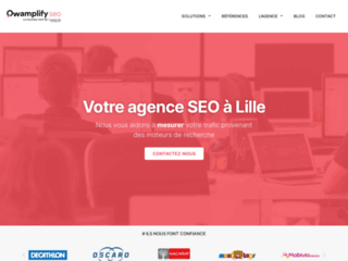 Détails : La revanche des sites, agence SEO à Lille