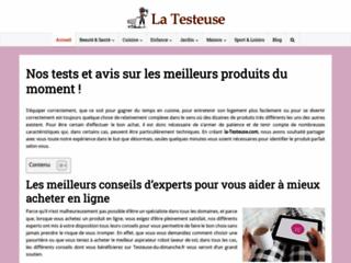 Détails : La-testeuse.com votre copine pour choisir votre épilateur