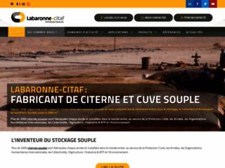 Détails : Labaronne-Citaf: Les meilleures citernes pour stockage de liquides