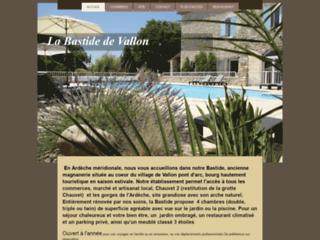 La Bastide de Vallon