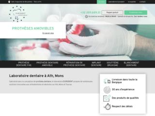 Laboratoire dentaire à Ath, Mons
