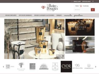 Détails : La Boîte à Bougies : spécialiste dans la vente de bougie parfumée