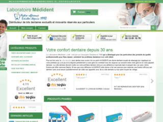 www.laboratoire-medident.fr