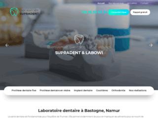Laboratoire dentaire à Bastogne, Namur