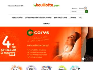 Détails : Bouillottes micro-ondes