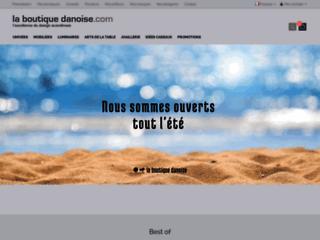 Détails : Design scandinave - La boutique danoise
