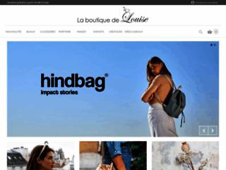Détails : La boutique de louise - idées d'accessoires de mode à Paris