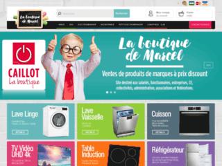 Détails : La boutique de Marcel
