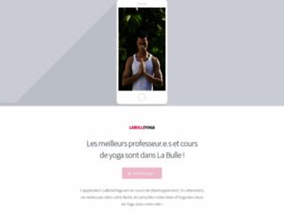 La Bulle Yoga - cours de yoga à Lyon